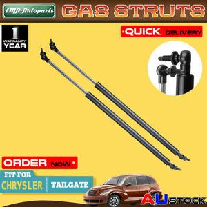 2x For Chrysler PT Cruiser 2001-2008 Wagon Tailgate Gas Strut 04589631AA