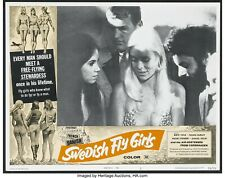 35MM SWEDISH FLY GIRLS-1973. Exploitation classic! English language Feature.