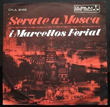 I Marcellos Ferial – Serate A Mosca (Midnight in Moscow)/Gabrielle 45 giri EX+