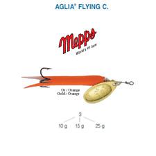 Cuiller MEPPS AGLIA FLYING C  25 g Or (Gold) / Orange (Orange)