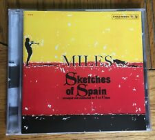 Miles Davis - Sketches of Spain CD Columbia/Legacy - Bonus Tracks