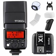 Godox TT350S GN36 2.4G TTL Flash + X1T-S Transmitter for Sony Mirrorless Camera