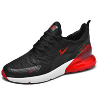 Men's Athletic Sneakers Air Cushion 270 Outdoor Sports Running Breathable Shoes