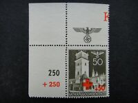 Germany Nazi 1940 Stamp MINT Red Cross Swastika Eagle Generalgouvernement WWII T