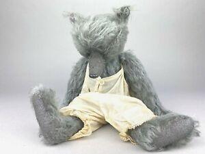 """Philip"" Gertie Wiggins Artist Designed Mohair Teddy Bear - Stunning!"