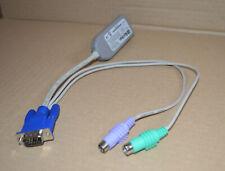 More details for raritan p2cim-aps2 interface usb  cable (ebay)