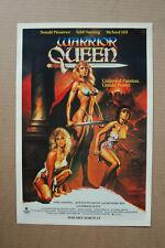 Warrior Queen Lobby Card Movie Poster