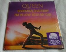 """Queen - Bohemian Rhapsody 7"""" Colour Vinyl Record Store Day 2019 SEALED NEW!"""