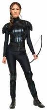 Morris Costumes Women's Long Sleeve Katniss Complete Outfit M. RU810848MD