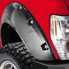 4pcs Front+Rear Pocket-Rivet Style Fender Wheel Flare for 09-17 Dodge Ram 1500