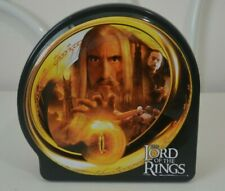 Hasbro Lord of the Rings Evil Forces 500 Piece Puzzle in Tin Container Complete