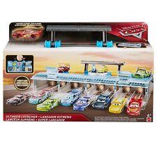 Disney Pixar Cars 3 Piston Cup 8-Lane Ultimate Launcher Playset Mcqueen