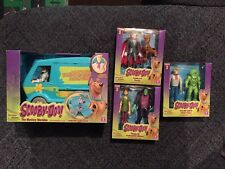 Brand New Scooby Doo Lot - Mystery Machine (Series 1) & 6 Figures (Series 3)