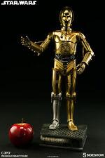 C-3PO Droid Droide Star Wars Premium Format 1/4 Statue Sideshow