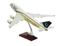 47cm 747 PIA Airlines Metal Aircraft Plane Model Airways Airline Pakistan PK