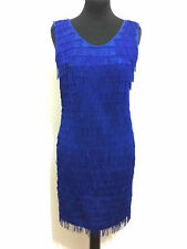 CULT VINTAGE '80 Abito Vestito Donna Da Sera Woman Party Evening Dress Sz.S - 40