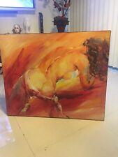 Anna Rasumovskaya Original Oil Paining Size 36/30 Naked Lady2003
