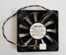 NMB 3106KL-04W-B86 fan 80*80*15mm 12V 0.50A 4Pin PWM COOLING FAN BALL BEARING