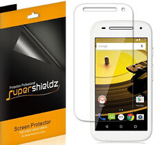 6X Supershieldz HD Clear Screen Protector For Motorola Moto E (2nd Generation)