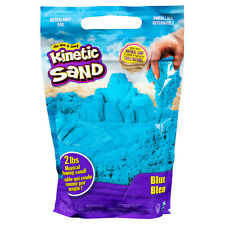 🚛Fast Shipping! {NEW} 2lbs Blue Kinetic Sand Magic Flowing Sand Gift