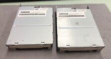 LOT OF 2 Teac FD-235HG 3.5-Inch Floppy Drive 193077A3-80 0006860E REV A02-00