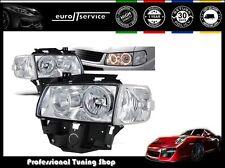 NEUF FEUX AVANT PHARES LPVW27 VW T4 1996-1999 2000 2001 2002 2003 BUS ANGEL EYES