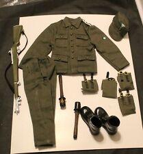 GI Joe Collectors Club Joe Con Operation Pegasus German Uniform w/Weapons
