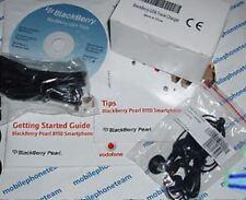 Blackberry 8110 il manuale del software CD Caricabatterie Auricolare dati