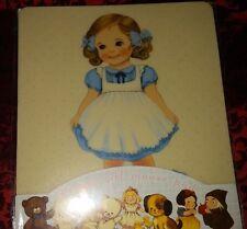 *Party Favors*Korean Afrocat Paper Doll Mate HQ Mouse Pad ~Vanilla ALICE Bouquet