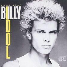 Billy Idol - Don't Stop (CD, 1989, Chrysalis) BRAND NEW