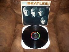 MEET THE BEATLES LP RECORD,ON CAPITOL,T-2047 MONO, GREAT CONDITION!!