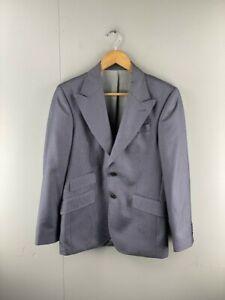 Frank Arnault Mens Button Up Blazer Sportscoat Jacket Size Medium