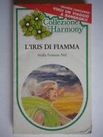 L'iris di fiammanel stella francesharmony romanzi rosa amore storici bilancia