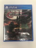 Bloodstained: Curse of the Moon PS4 New PlayStation 4 PS4 Limited Run Games NEW