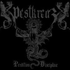 Pestkreuz - Perdition Discipline CD 2012 black metal Canada