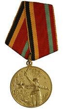 Medaglia RUSSIA Giubileo XXX Vittoria della Grande Guerra Patriottica #N163