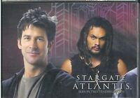 Stargate Atlantis Season 2 Trading Card Base Set 1-72