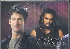Stargate Atlantis Season 2 Trading Card Base Set 1-72