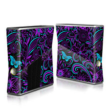 Xbox 360 S Console Skin - Fascinating Surprise by Kate Knight - DecalGirl Decal