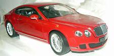 Minichamps 100139620, Bentley Continental GT 2008 Red, 1/18, neu&ovp