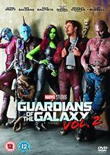 Guardians of the Galaxy Vol. 2  with Chris Pratt New (DVD  2017)