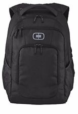 "OGIO Logan Pack 15"" Laptop / MacBook Pro Black Backpack / 27.9L Daypack - New"