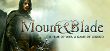 Mount & Blade PC *STEAM CD-KEY* *Fast Delivery!* 🔑🕹🎮