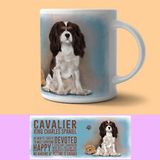 King Charles Cavalier Descriptive Dog Mug Gift/Present