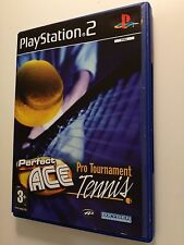 Perfect Ace Pro Tournament Tennis - PS2 Sport (ITA FRA SPA GER)