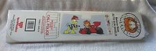 vintage garfield deluxe auto sun shield  car racing theme.......sealed