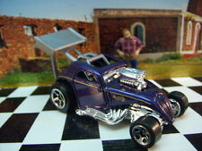'99 HOT WHEELS FIAT 500C  LOOSE 1:64 SCALE 1999 FIRST EDITIONS