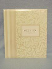 Our Temple Wedding Marriage Memory Record Guest Book Photo Album LDS Mormon #D