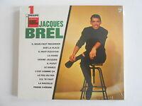"""JACQUES BREL : VOL. 1 """"IL NOUS FAUT REGARDER"""" - [ CD ALBUM NEUF ] - PORT GRATUIT"""
