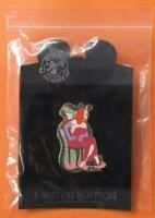 Disney Pin DS Jessica Rabbit Film Reel Sitting in Chair Ink Art Series LE250 NOC